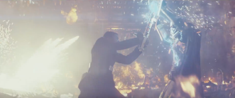 The Last Jedi Finn