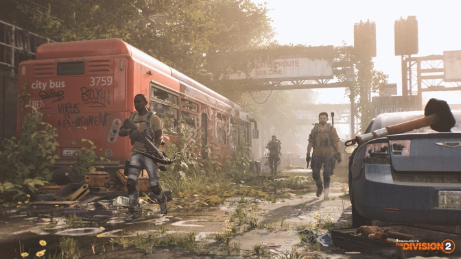 The Division 2 gets an Eight-player raid This week